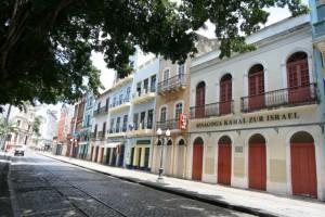 Recife Antigo - Rua do Bom Jesus
